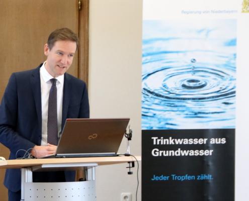 Eröffnung durch Regierungspräsident Rainer Haselbeck