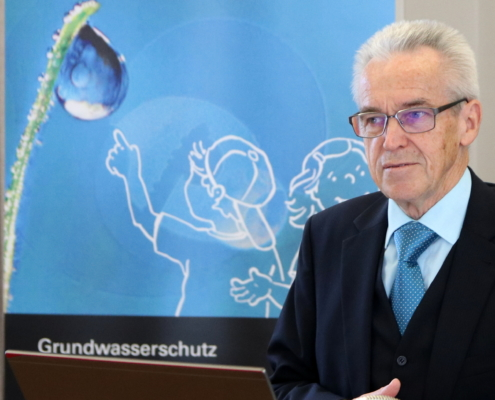 Grußwort vom stellv. Landrat des Landkreises Landshut Fritz Wittmann