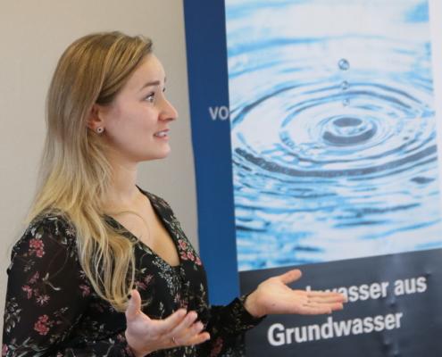 Projektkoordinatorin Katharina Meyer, FiBL
