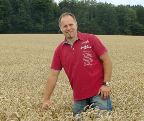 Landwirt Edgar Hämmelmann