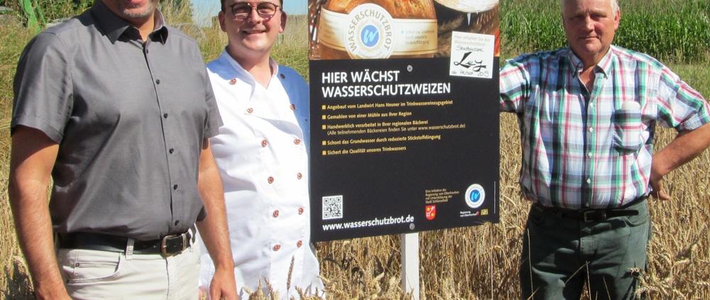 Landwirt Hans Neuner