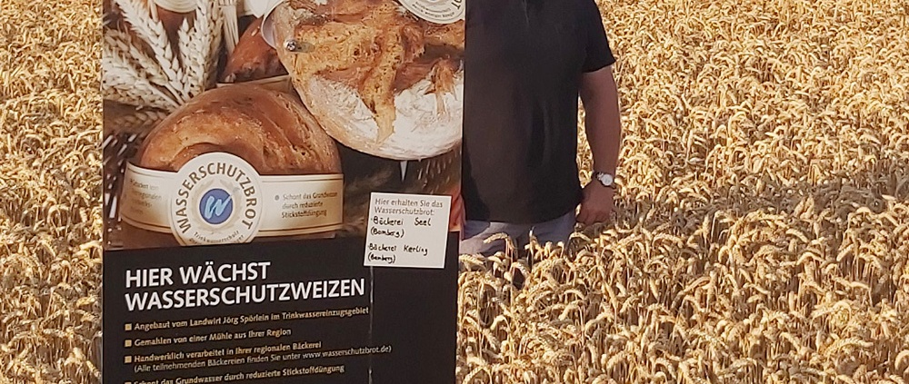 Landwirt Joerg Spoerlein