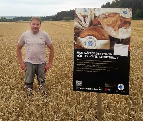 Landwirt Nikolaus Kestler