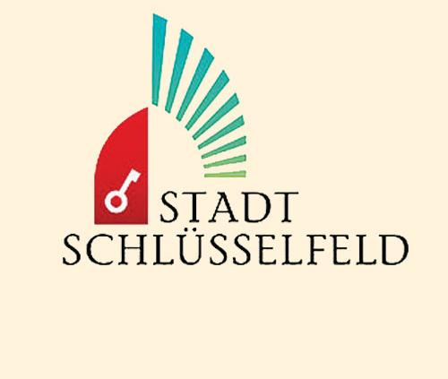 Logo Stadt Schluesselfeld