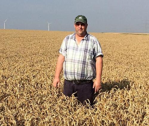 Landwirt Manfred Popp