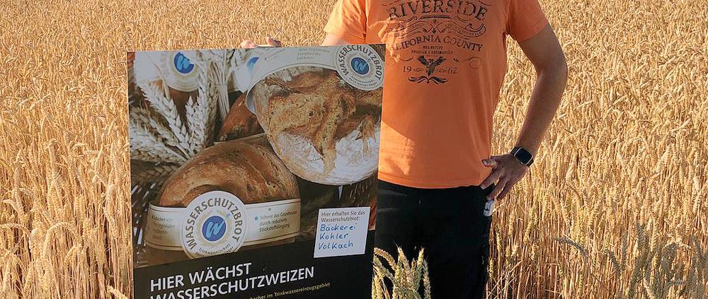 Landwirt Matthias Karbacher