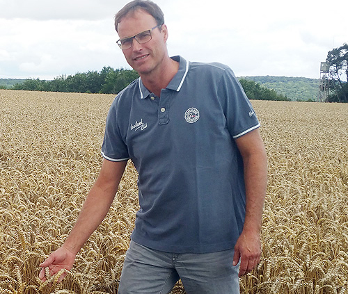 Landwirt Markus Niedermüller